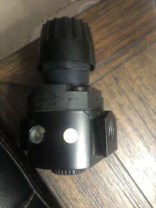 REXROTH 0-125 PSIG PNEUMATIC REGULATOR PR-007901-00010 (NO BOX)