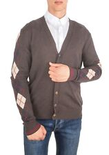 Richmond Denim Men`s Cardigan Size 50 Sweater/Cardigan