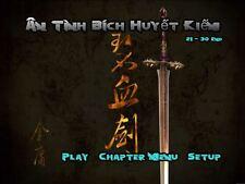 Ân Tình Bích Huyết Kiếm  - Phim Bo Trung Quoc (Blu-ray) - USLT