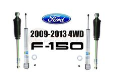 Bilstein B8 5100 Adjustable Front Shocks w/ Rear Set For 09-13 Ford F-150 4WD