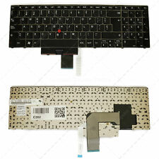 Teclado Español para Lenovo Thinkpad Edge E520S Glossy Frame Black