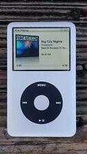 Apple iPod 7th Gen Silver THIN (160 GB) REFURBISHED !! 60 day warranty- Bundle!