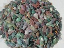 "25 bulk arrowheads stone replica crafts bulk arrowheads colorful 1""-1 1/2""   cb1"