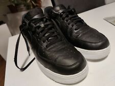 Nike air force 1 07 Herren Schwarz/Black 47