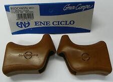DIA COMPE DC165 drop bar bike brake lever hoods Brown non aero for extension