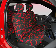 Liners Seats Car Tailored Asiam Renault Twingo - Rear Whole