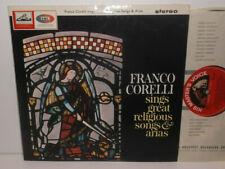 ASD 599 Franco Corelli Sings Great Religious Songs & Arias S/C