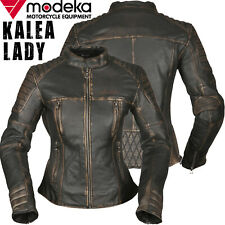 Modeka Kalea Damen Lederjacke 34