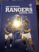 Rangers Fc Offiical Annual 2006