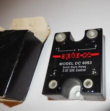 opto 22, MODEL DC 60S3, Solid State Relay
