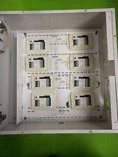 Grand électrique Cabinet/Boîte avec 8x Chubb Fire Alarm Relais Double contrôleurs