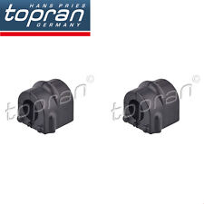 2x For Vauxhall Signum Vectra MK2 Front Axle Anti Roll Bar Bushes 13131231*
