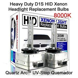 Heavy Duty 8000K D1S OEM HID Xenon Headlight Bulbs kit for Mercedes Benz