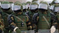Russian NPO-SM SPETSNAZ Bulletproof Helmet Kolpak-100 FSB SOBR With Armour Visor