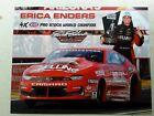 2021 Nhra Hero Card Erica Enders Melling Pro Stock