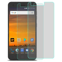 2Pcs 9H HD Tempered Glass Film Screen Protector Cover Skin For ZTE Blade Force