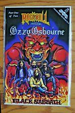 "Ozzie Osbourne,""Black Sabbath"", Part 1 Of 2, June,1991."