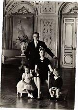 CPA Le Prince Rainier III-La Princesse Grace-La Princesse Caroline (234444)