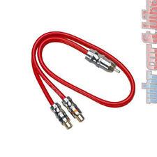 Sinus Live YA1 Cinch Y-Verteiler Adapter YA-1 Cinchverteiler 1 Stecker 2 Buchsen