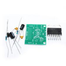 Hazlo tú mismo TDA7297 Amplificador Board 15W+15W DC12V de doble canal estéreo kit de módulo de pista