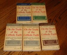 On the Truth of the Catholic Faith Summa Contra Gentiles St. Thomas Aquinas 1955