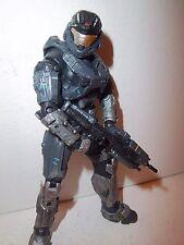 Halo Reach Series 1 - **NOBLE SIX 6** McFarlane Figure 100% Complete w/ Gun!!