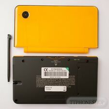 Yellow Full Housing Shell Case Repair Part For DSi XL / DSi LL