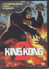 King Kong 2 (1986) DVD