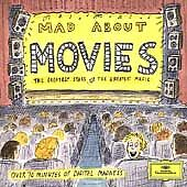 MAD ABOUT MOVIES - DEUTSCHE GRAMMOPHON - 1993 - USED CD