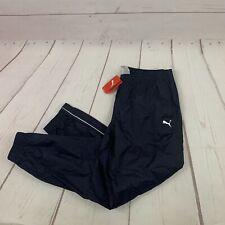 NWT Mens Puma Waterproof Soccer Pants Nylon USP Technology navy rare vintage
