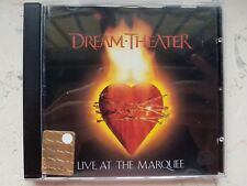 DREAM THEATER - LIVE AT MARQUEE (CD 1993)