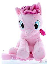 My Little Pony Pinkie Pie Plush School Kids Girls Backpack Stuffed Animal Bag Go