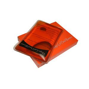 Reusable Hand Warmer Heat Pad Pack Glove Pocket