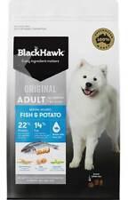 Black Hawk Original Recipe Fish & Potato Adult Dry Dog Food 20kg