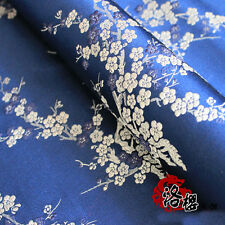 Chinese clothing Dress Baby clothes kimono COS Woven brocade fabric Plum blossom