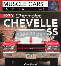 1970 Chevelle SS and El Camino SS Muscle History In Detail Chevy Codes Options
