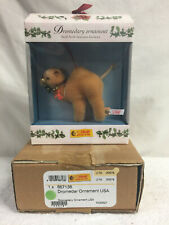 "STEIFF 2003 DROMEDARY CAMEL 4 1/2"" ORNAMENT NORTH AMERICAN EXCLUSIVE NEW"