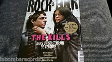 ZZ- REVISTA MAGAZINE ROCK & FOLK Nº451 - THE KILLS - METALLICA - BLOC PARTY