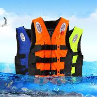 2Pack Adult Life Jacket PFD Type Coast Guard Ski Vest Blue Orange Green Big Sale