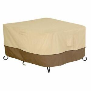 Veranda Fire Pit Table Cover 42 inch Square