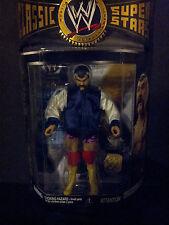 RICK STEINER WWF WWE CLASSIC SUPERSTARS NIP JAKKS FREE SHIPPING!