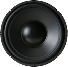 """NEW 12"""" 12-inch, 8-ohm Woofer Poly Cone Rubber Surround Speaker Low Bass Driver"""