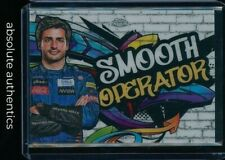 2020 Topps Chrome Formula 1 Carlos Sainz Track Tags Smooth Operartor F1