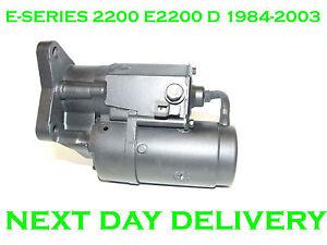 FITS MAZDA E-SERIES 2200 E2200 D 1984 1985 1986 1987 1988 to 2003 STARTER MOTOR