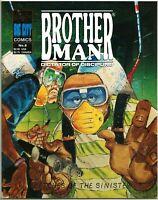 Brother Man Dictator Of Discipline Comic Book #8 FREE S/H Big City Comics