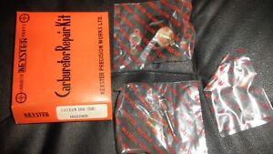 Supplemental Carb.DiaphramKit w/Hardware Datsun#16010-23028 1600cc L16,510,PL510