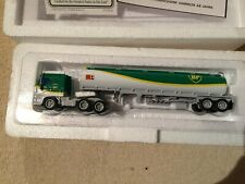 BP DAF 3300 Space Cab The Official Gas Tanker MIB MATCHBOX VERY DETAILED 1:100