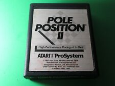 Pole Position II (Atari 7800, 1986)
