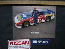 NISSAN IMSA Paul Newman 300ZX  Motor Racing Media Kit. 1988