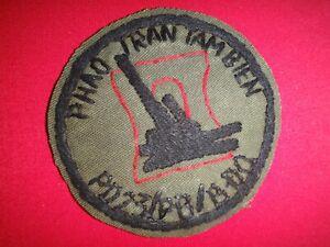 ARVN Ranger 23rd ARTILLERY Battalion Vietnam War Hand Made Patch